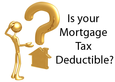 Tax Deductible Mortgage